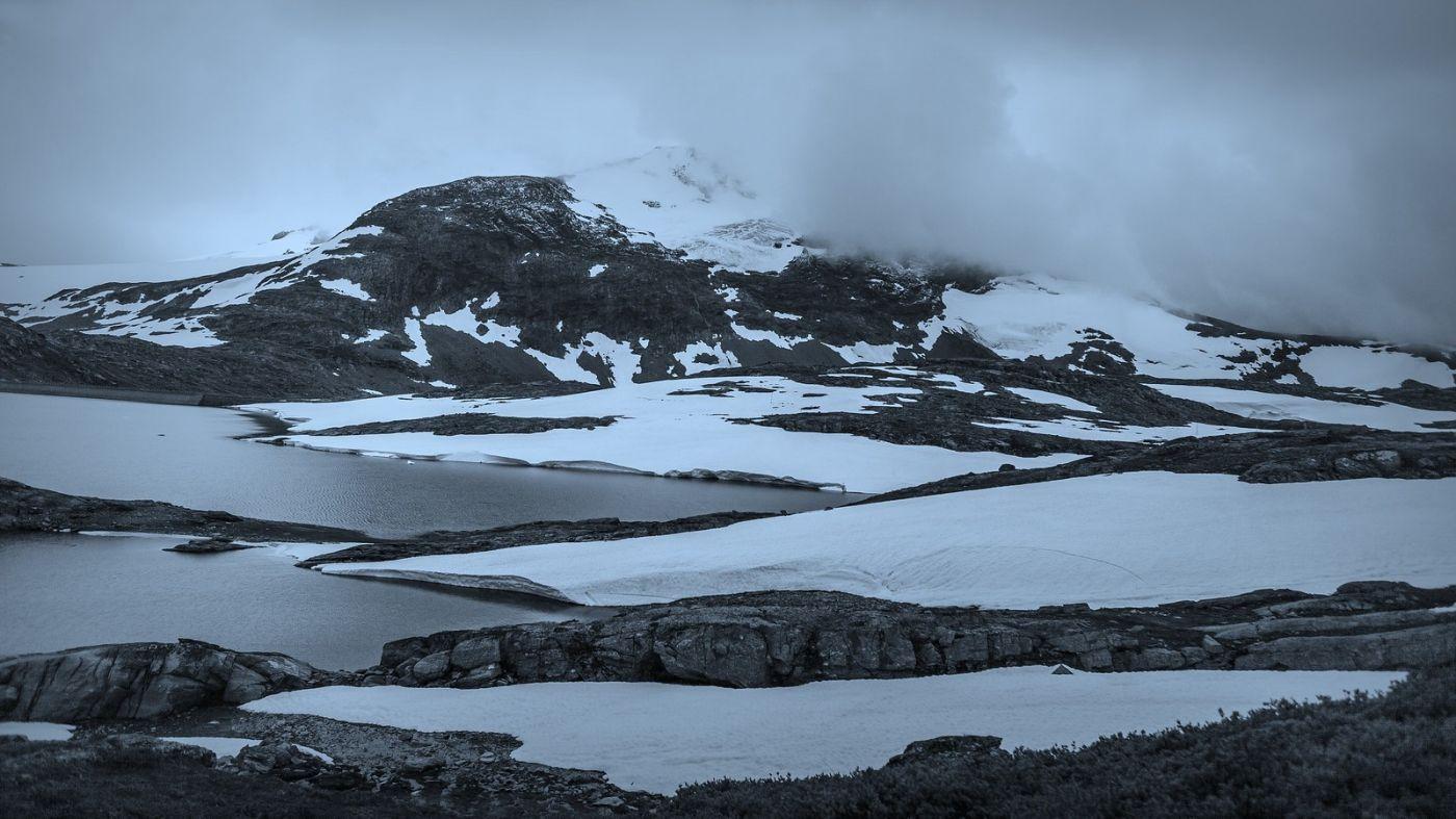 挪威屋脊(Sognefjellet),山上山下两重天_图1-18