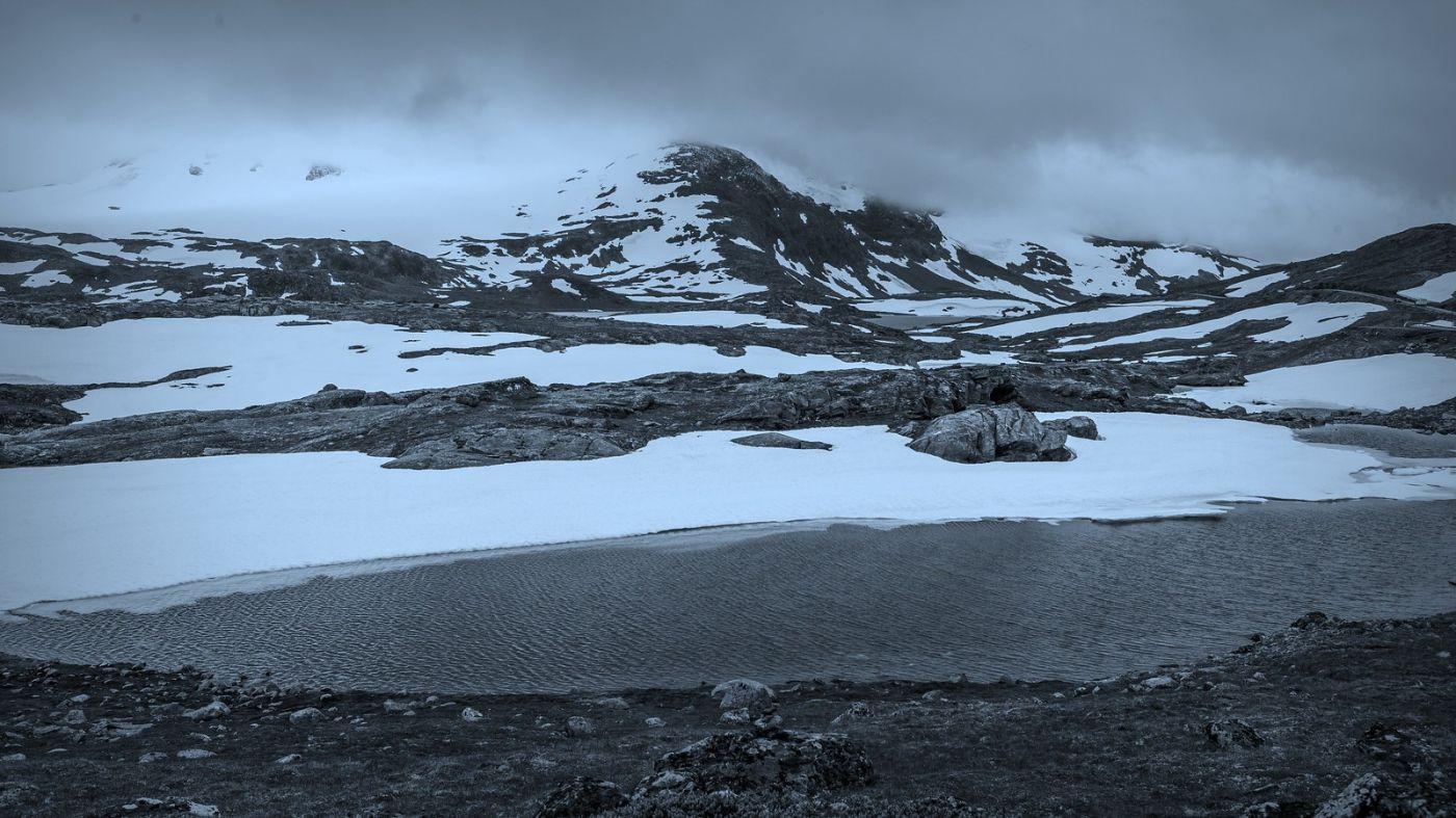 挪威屋脊(Sognefjellet),山上山下两重天_图1-19