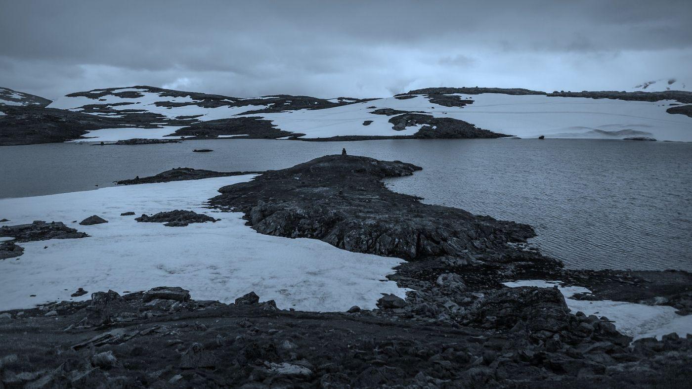 挪威屋脊(Sognefjellet),山上山下两重天_图1-20
