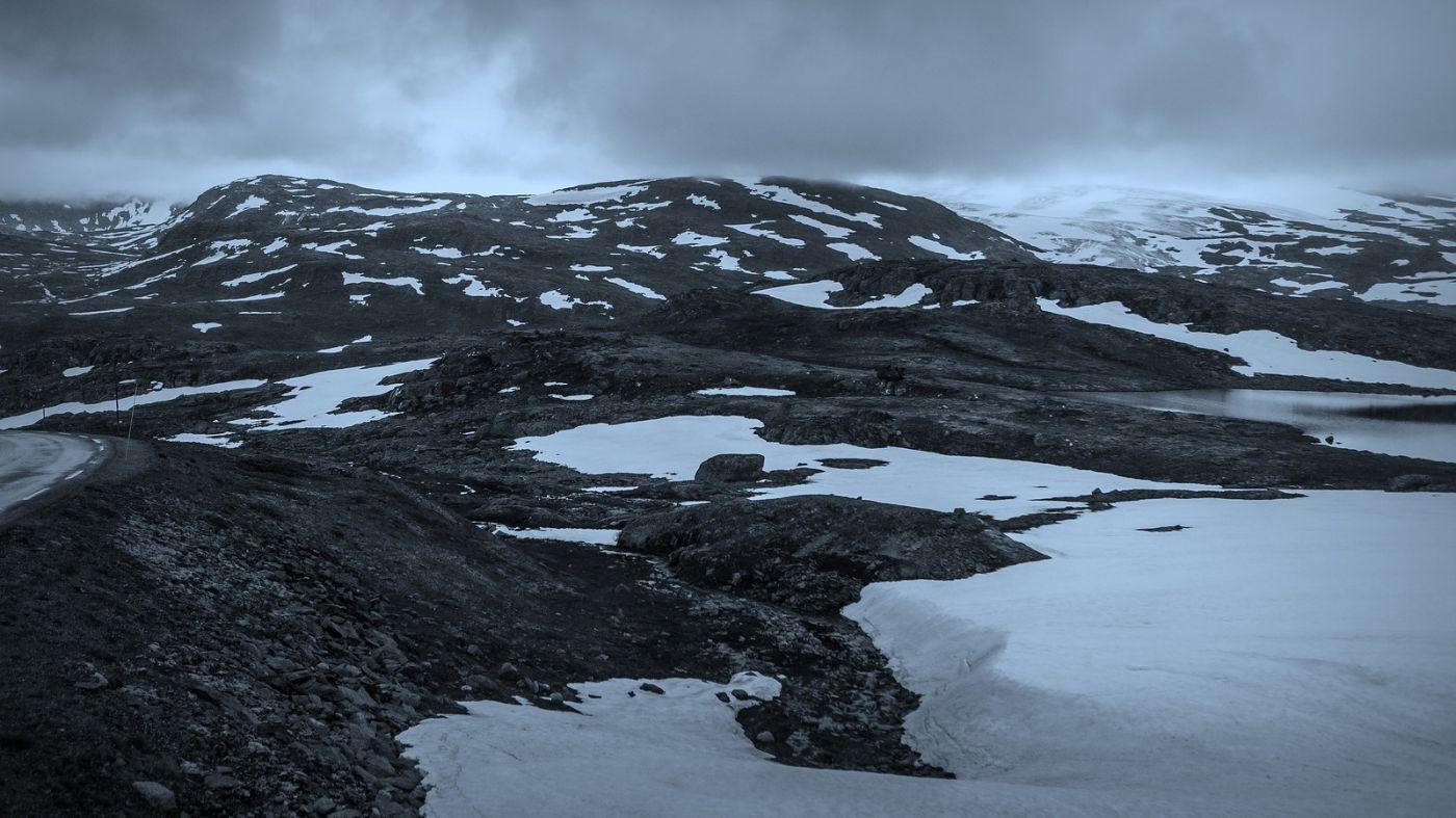 挪威屋脊(Sognefjellet),山上山下两重天_图1-24
