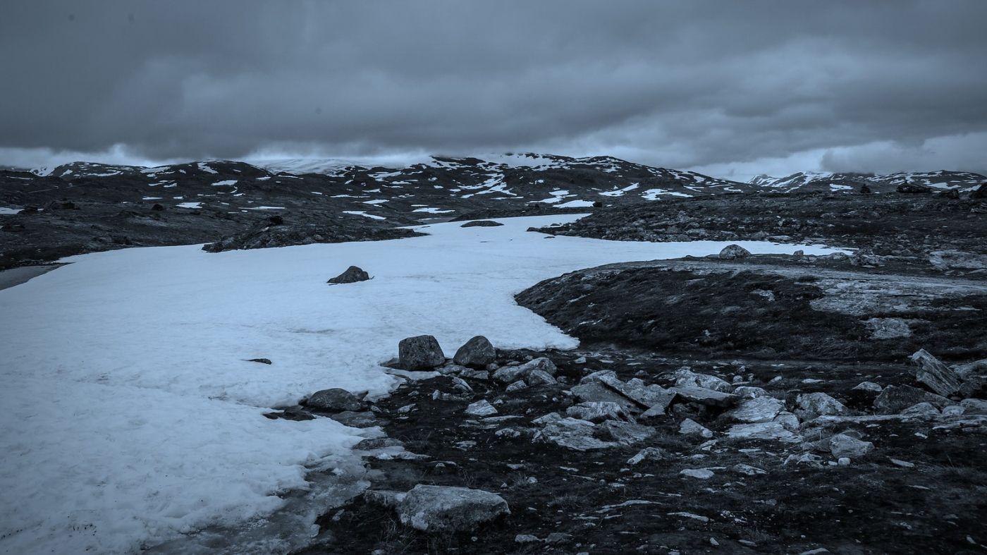 挪威屋脊(Sognefjellet),山上山下两重天_图1-23