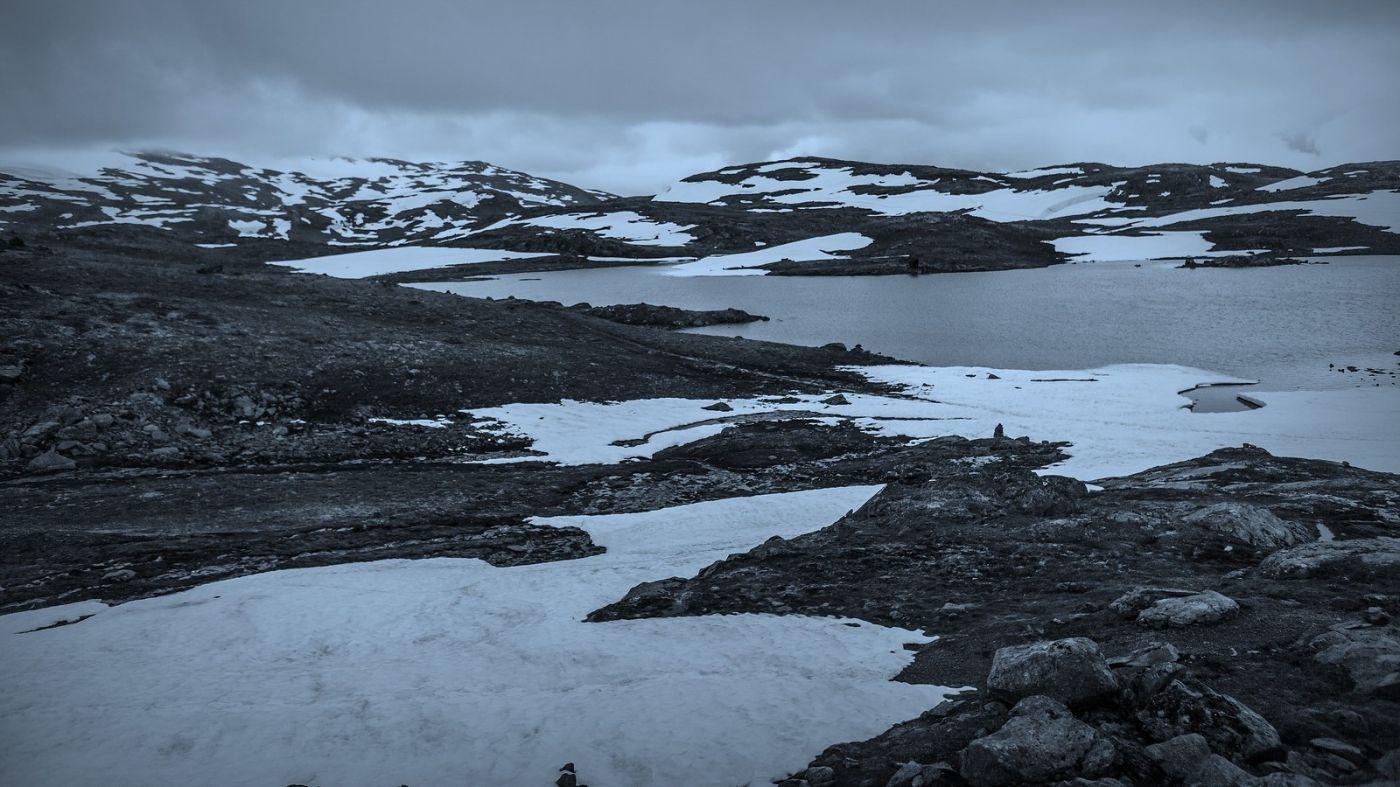 挪威屋脊(Sognefjellet),山上山下两重天_图1-22