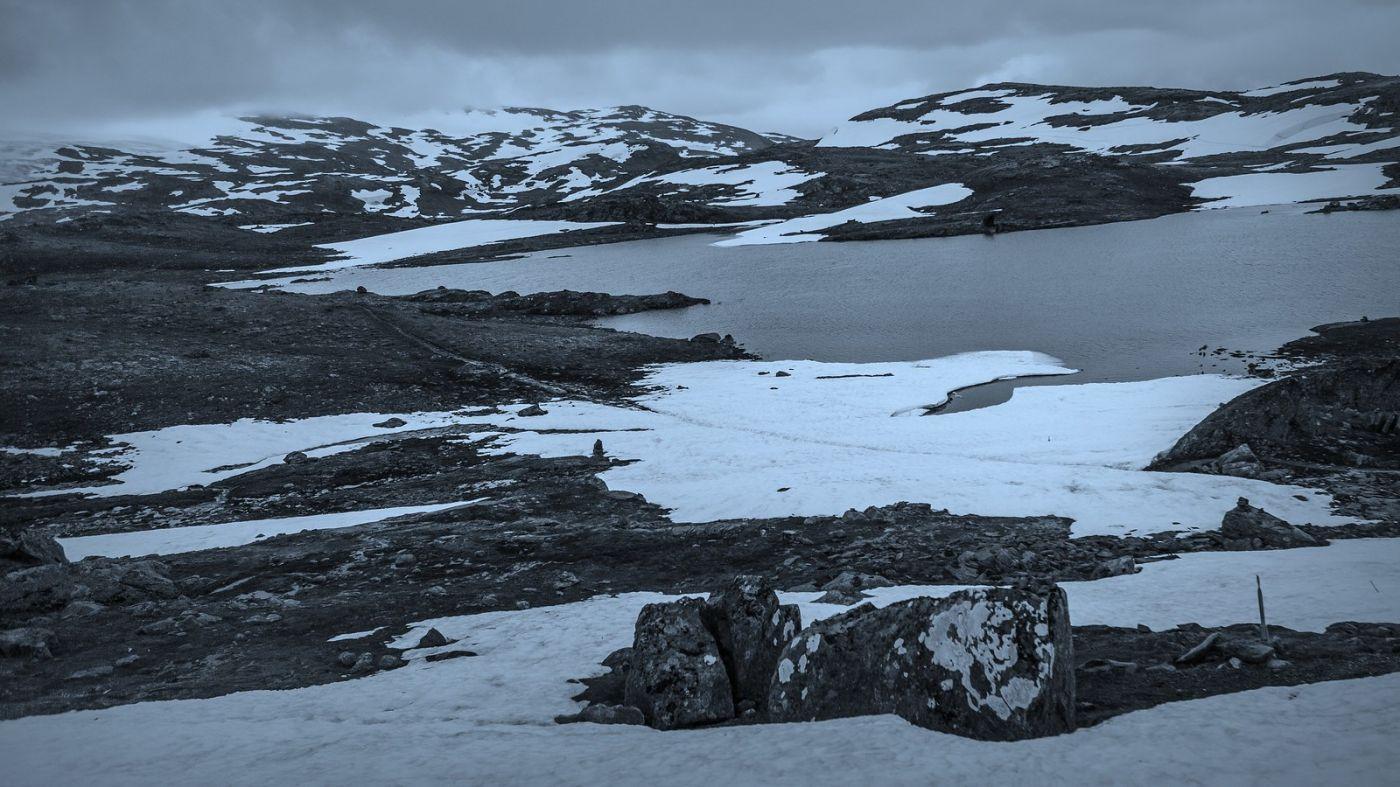 挪威屋脊(Sognefjellet),山上山下两重天_图1-21