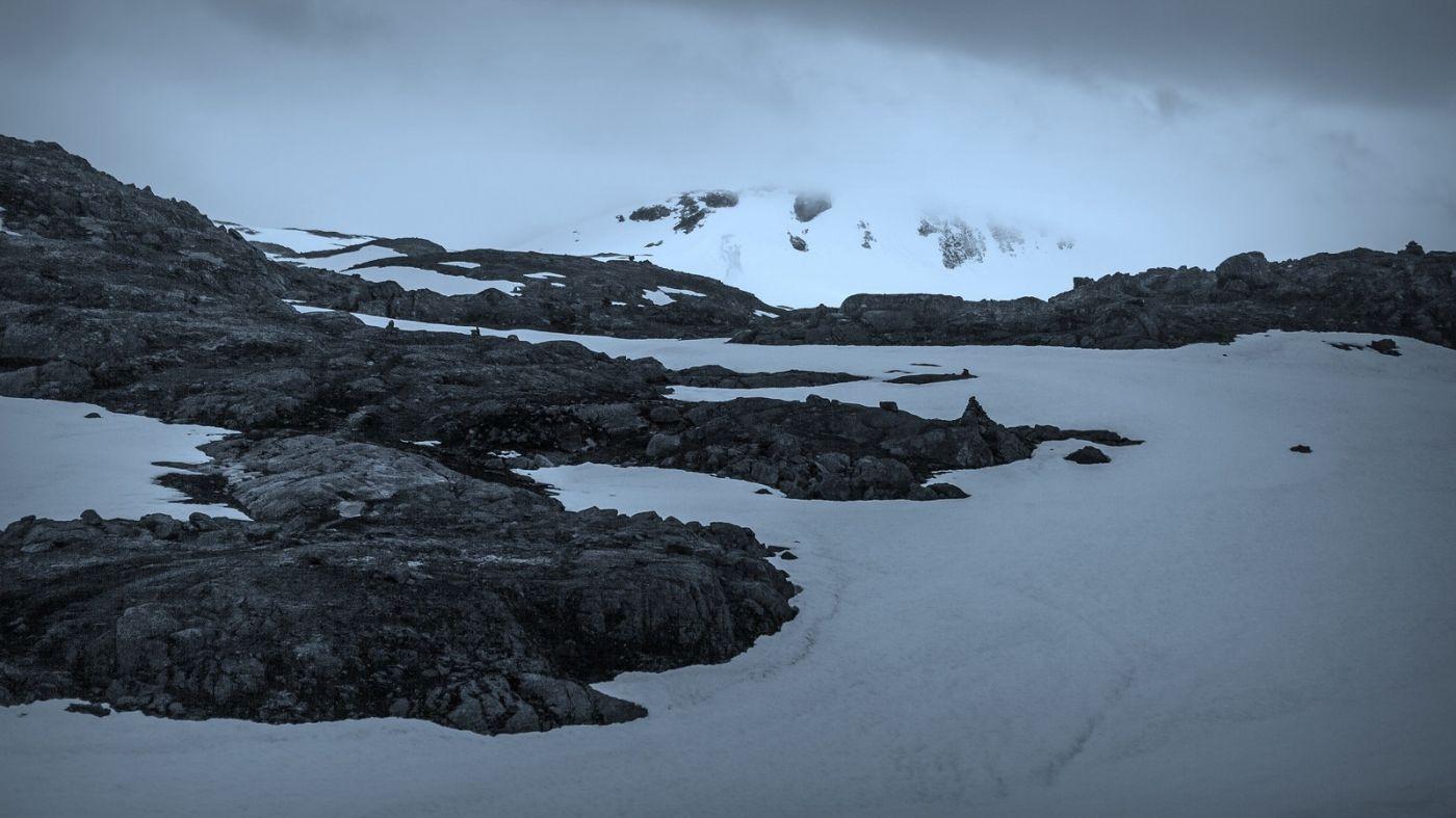 挪威屋脊(Sognefjellet),山上山下两重天_图1-25