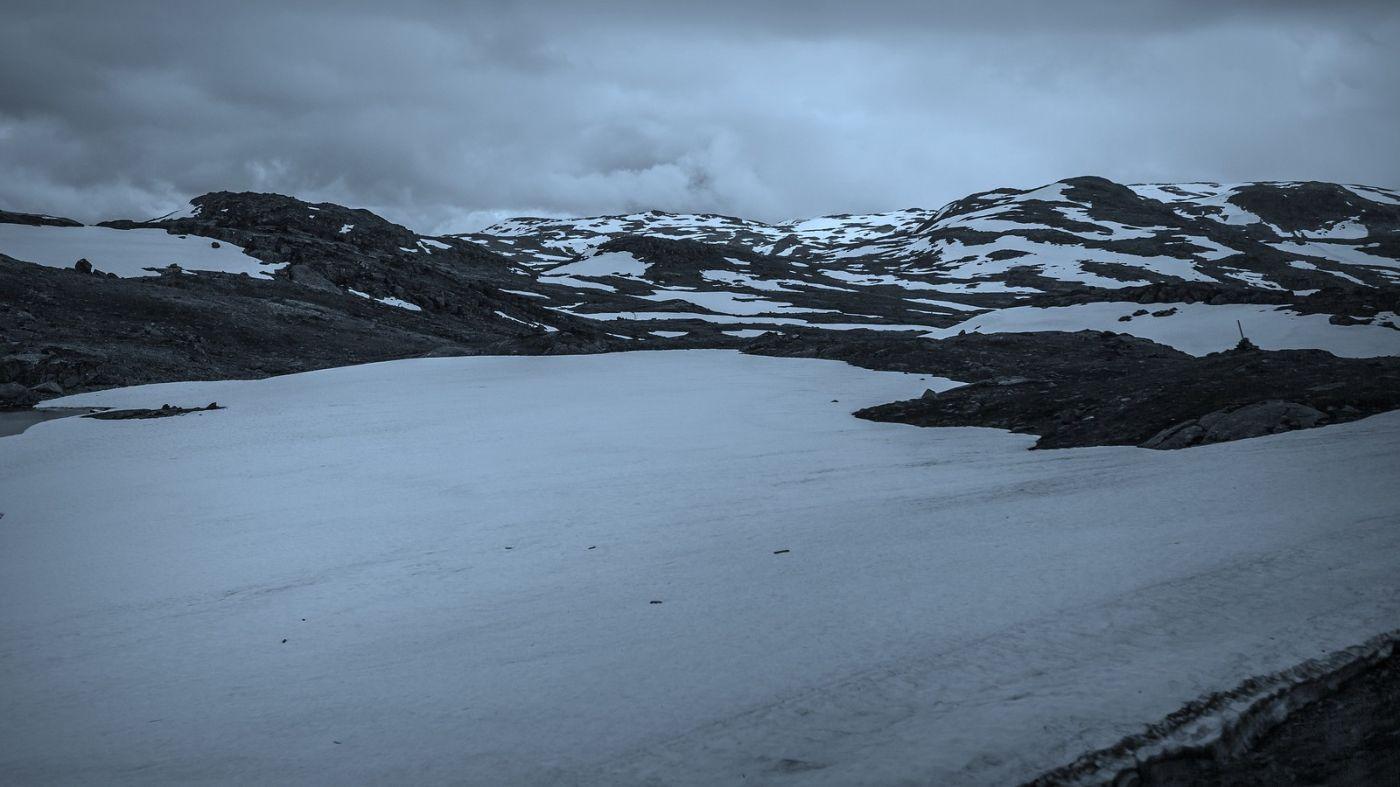 挪威屋脊(Sognefjellet),山上山下两重天_图1-26