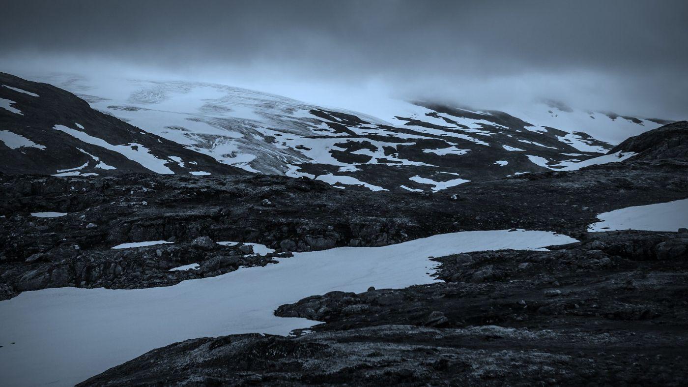 挪威屋脊(Sognefjellet),山上山下两重天_图1-27