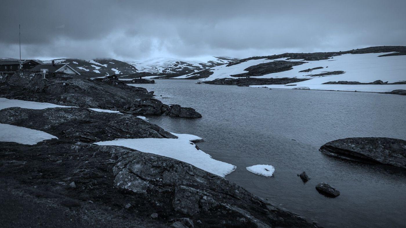 挪威屋脊(Sognefjellet),山上山下两重天_图1-28