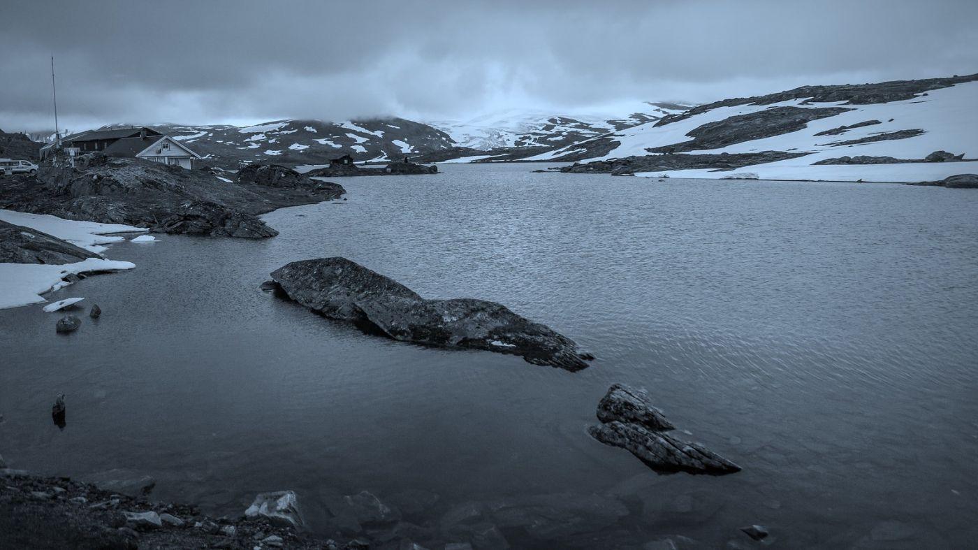 挪威屋脊(Sognefjellet),山上山下两重天_图1-31