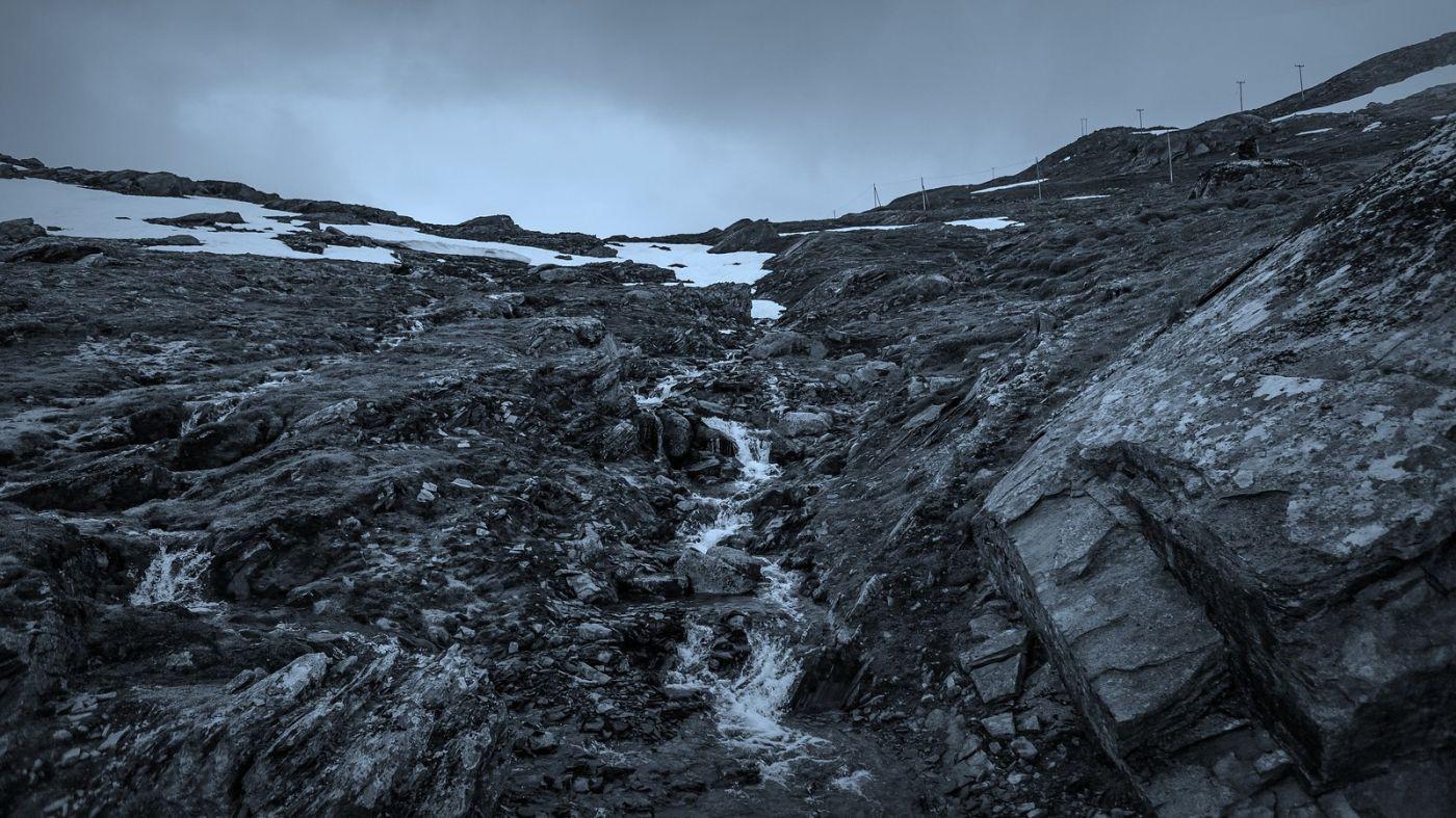挪威屋脊(Sognefjellet),山上山下两重天_图1-30