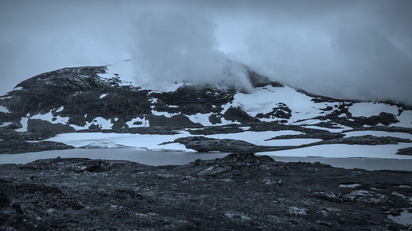 挪威屋脊(Sognefjellet),山上山下两重天_图1-29