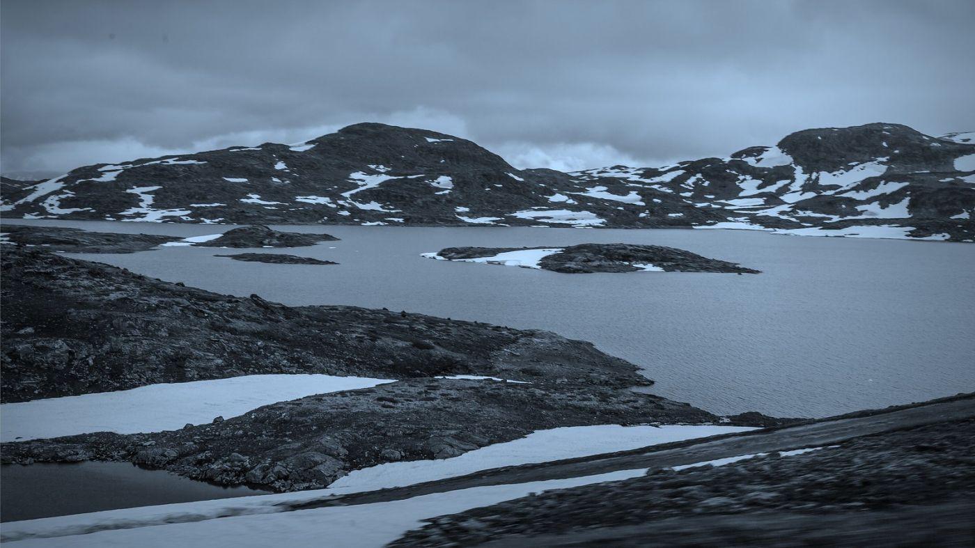 挪威屋脊(Sognefjellet),山上山下两重天_图1-33