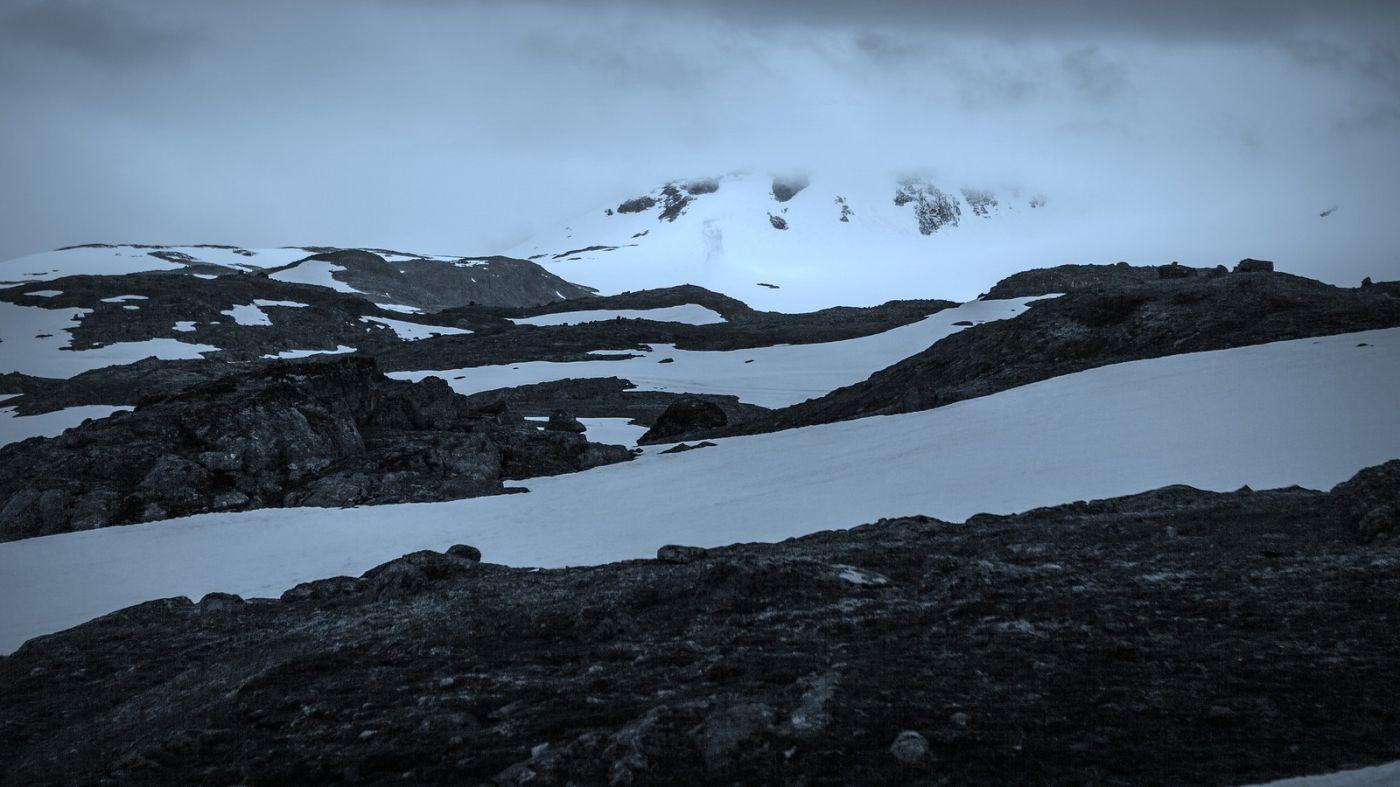 挪威屋脊(Sognefjellet),山上山下两重天_图1-34