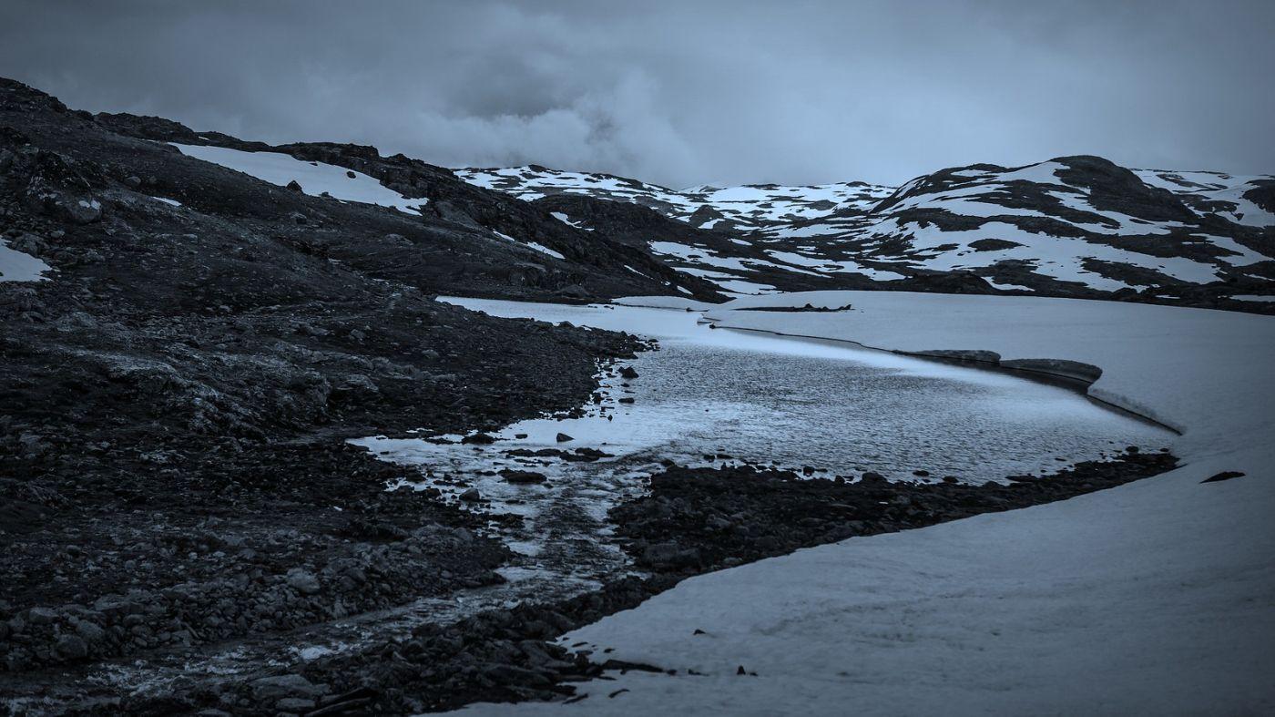 挪威屋脊(Sognefjellet),山上山下两重天_图1-35