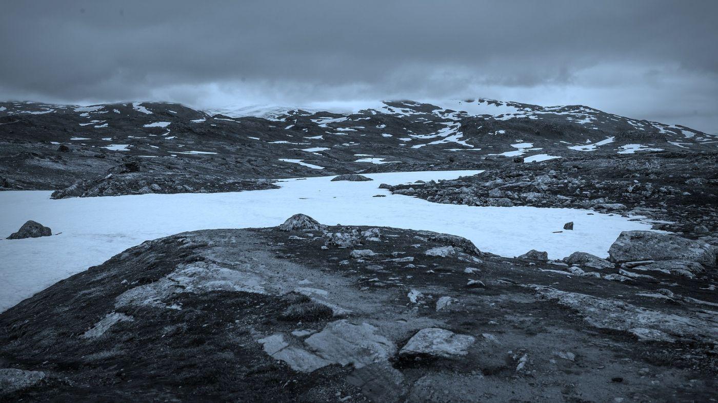 挪威屋脊(Sognefjellet),山上山下两重天_图1-36