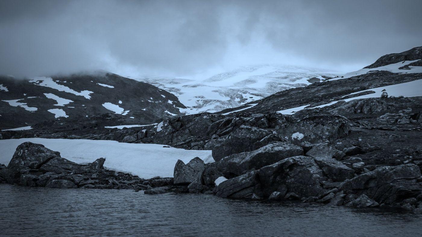 挪威屋脊(Sognefjellet),山上山下两重天_图1-39