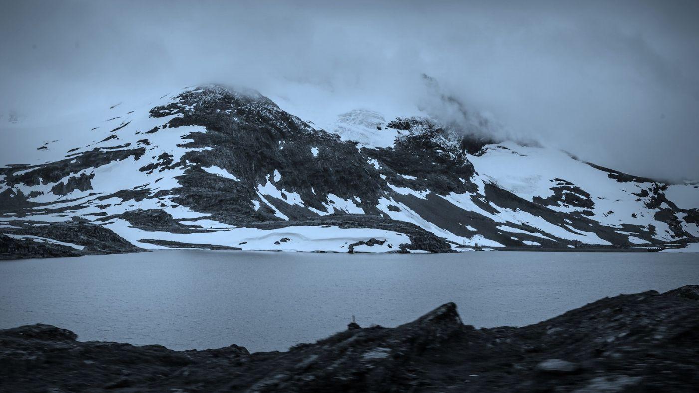 挪威屋脊(Sognefjellet),山上山下两重天_图1-38