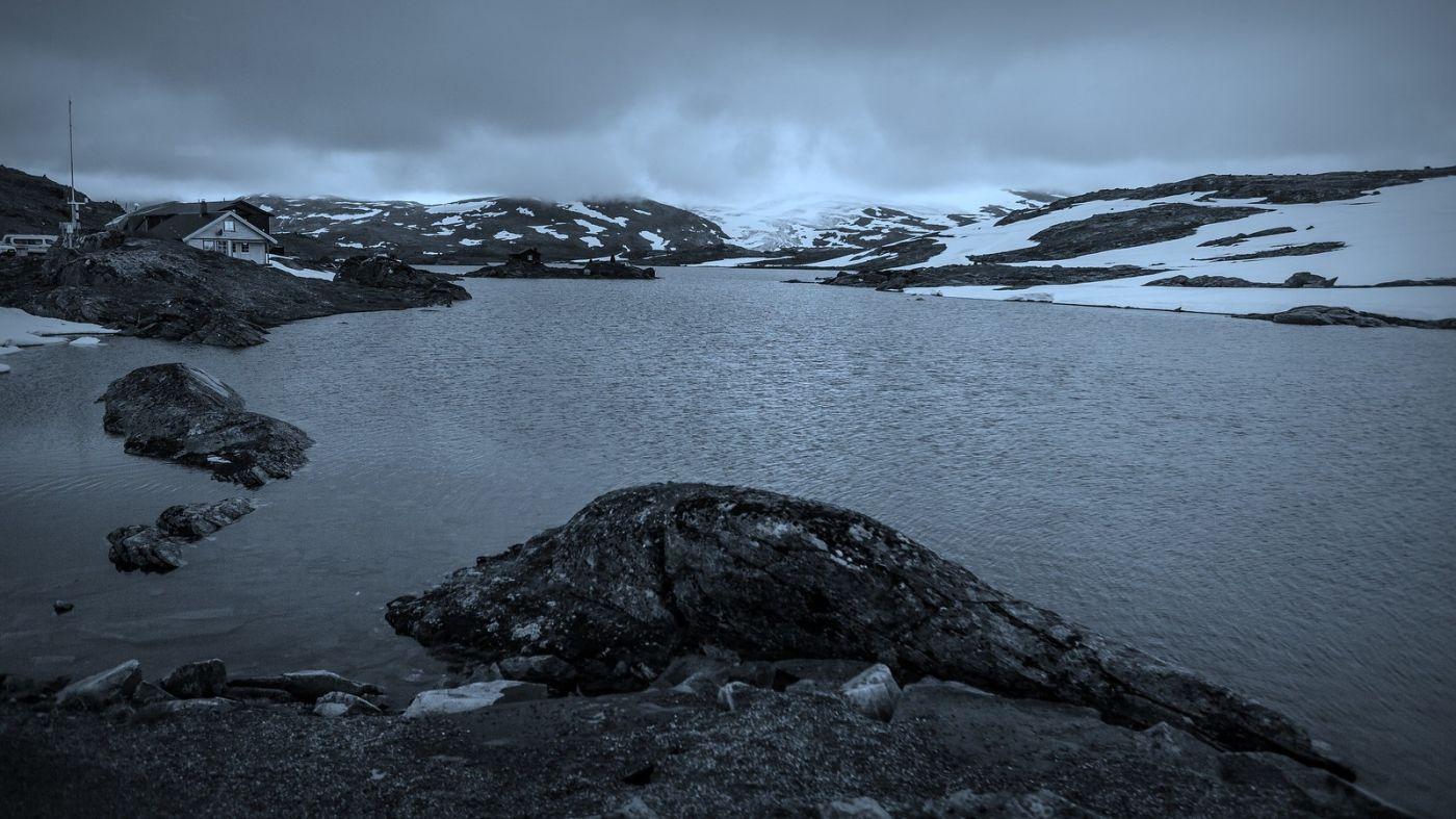 挪威屋脊(Sognefjellet),山上山下两重天_图1-37