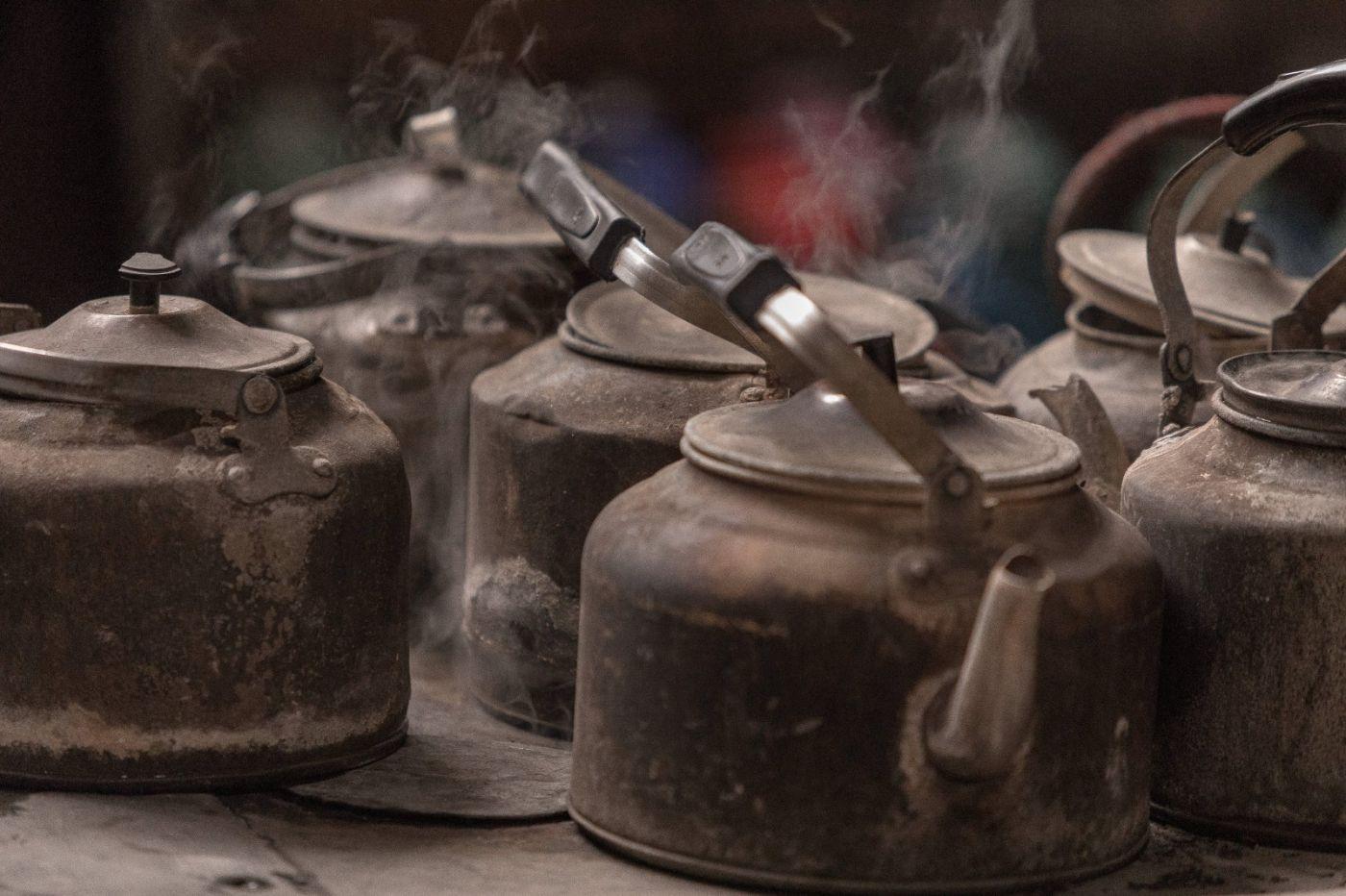 泡在成都老茶馆 感受销魂时刻 喝大茶 掏耳朵 拍美女 生活真美好 ..._图1-3