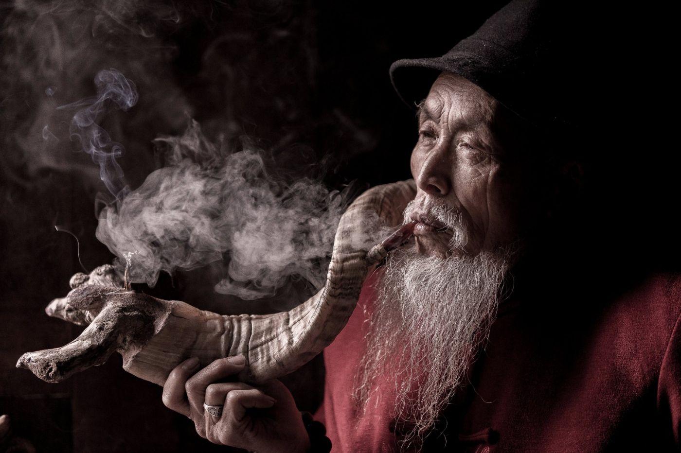 泡在成都老茶馆 感受销魂时刻 喝大茶 掏耳朵 拍美女 生活真美好 ..._图1-7
