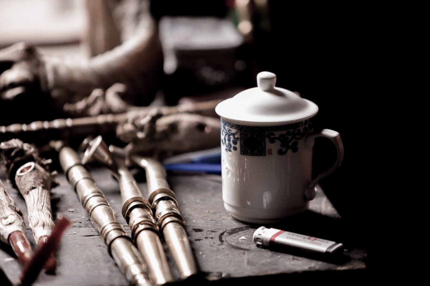 泡在成都老茶馆 感受销魂时刻 喝大茶 掏耳朵 拍美女 生活真美好 ..._图1-11