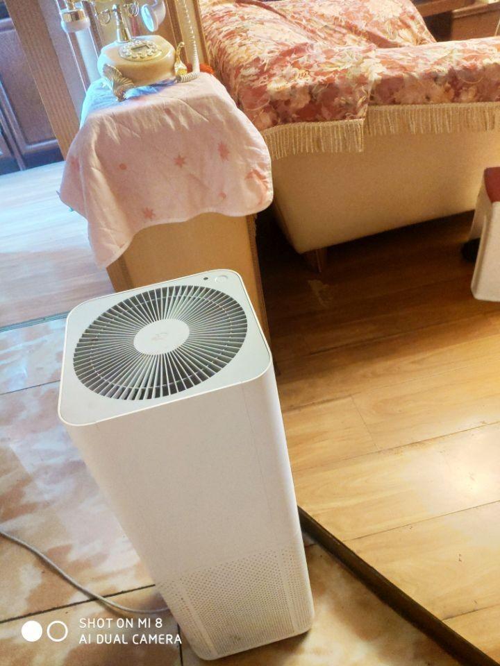 空气净化器数据说话_图1-1