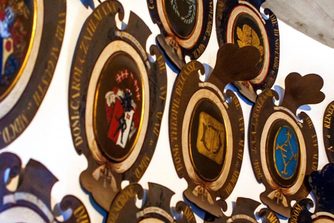 丹麦腓特烈堡城堡,金碧辉煌的大厅_图1-13
