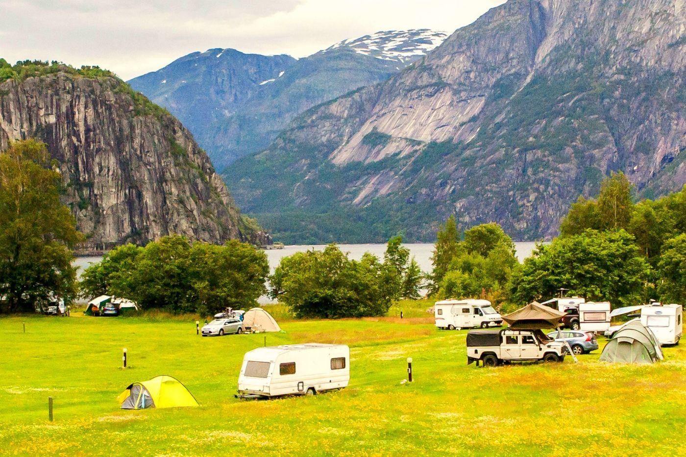 北欧旅途,美丽的田园_图1-36