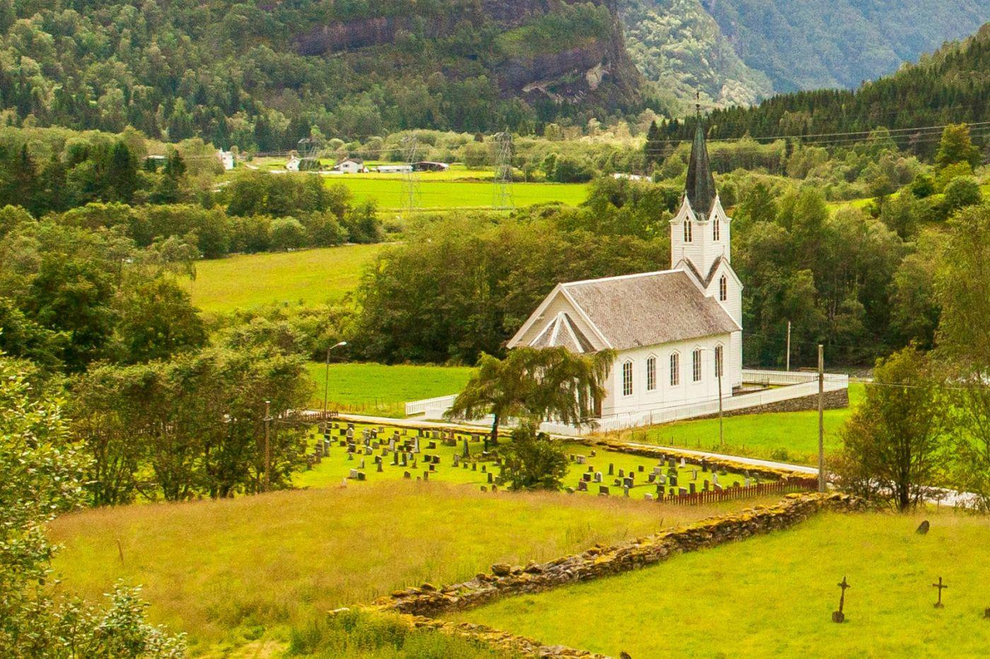 北欧旅途,美丽的田园_图1-26