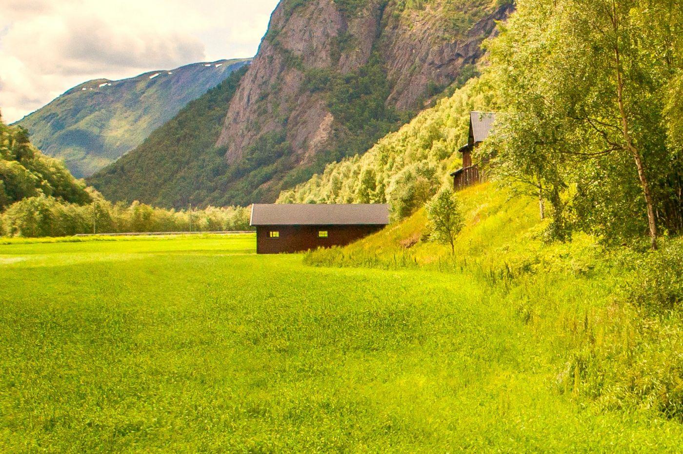 北欧旅途,美丽的田园_图1-18