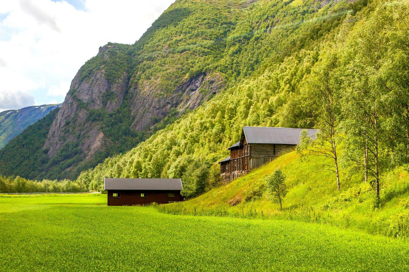 北欧旅途,美丽的田园_图1-6