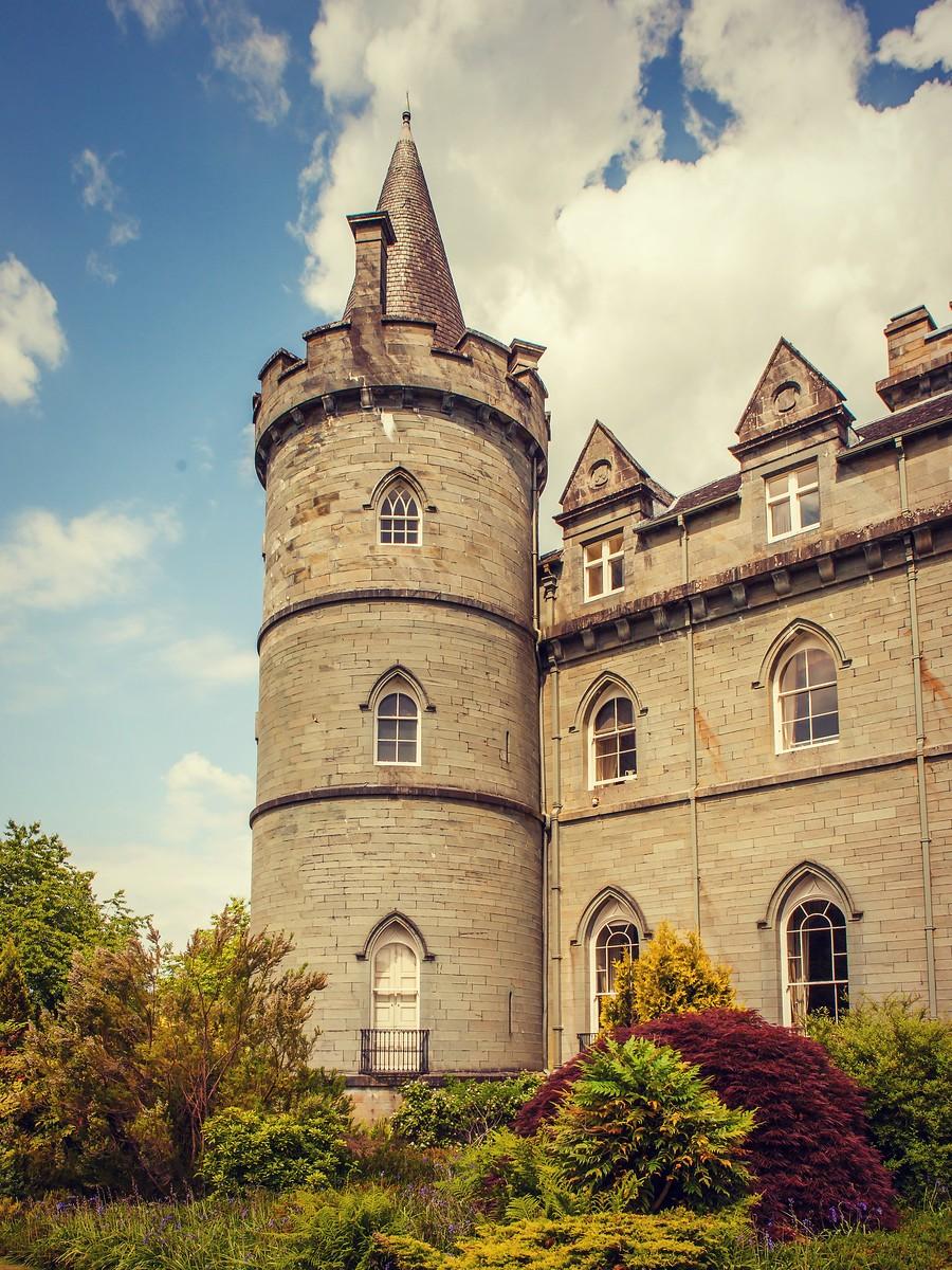 苏格兰Inveraray城堡,令人难忘_图1-18