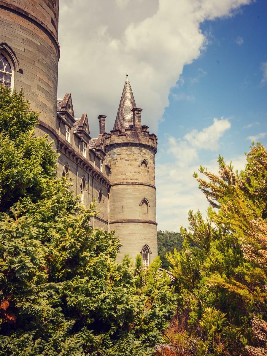 苏格兰Inveraray城堡,令人难忘_图1-17