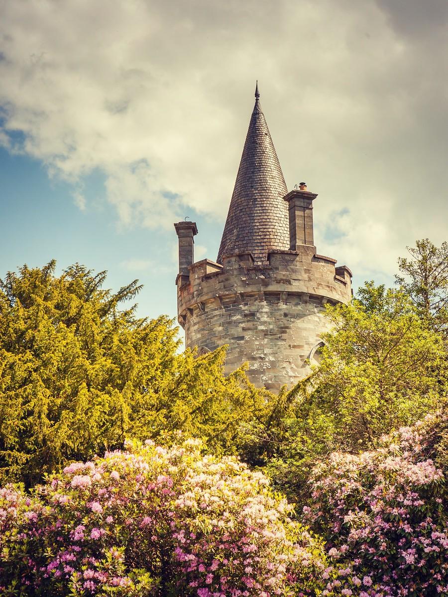 苏格兰Inveraray城堡,令人难忘_图1-20