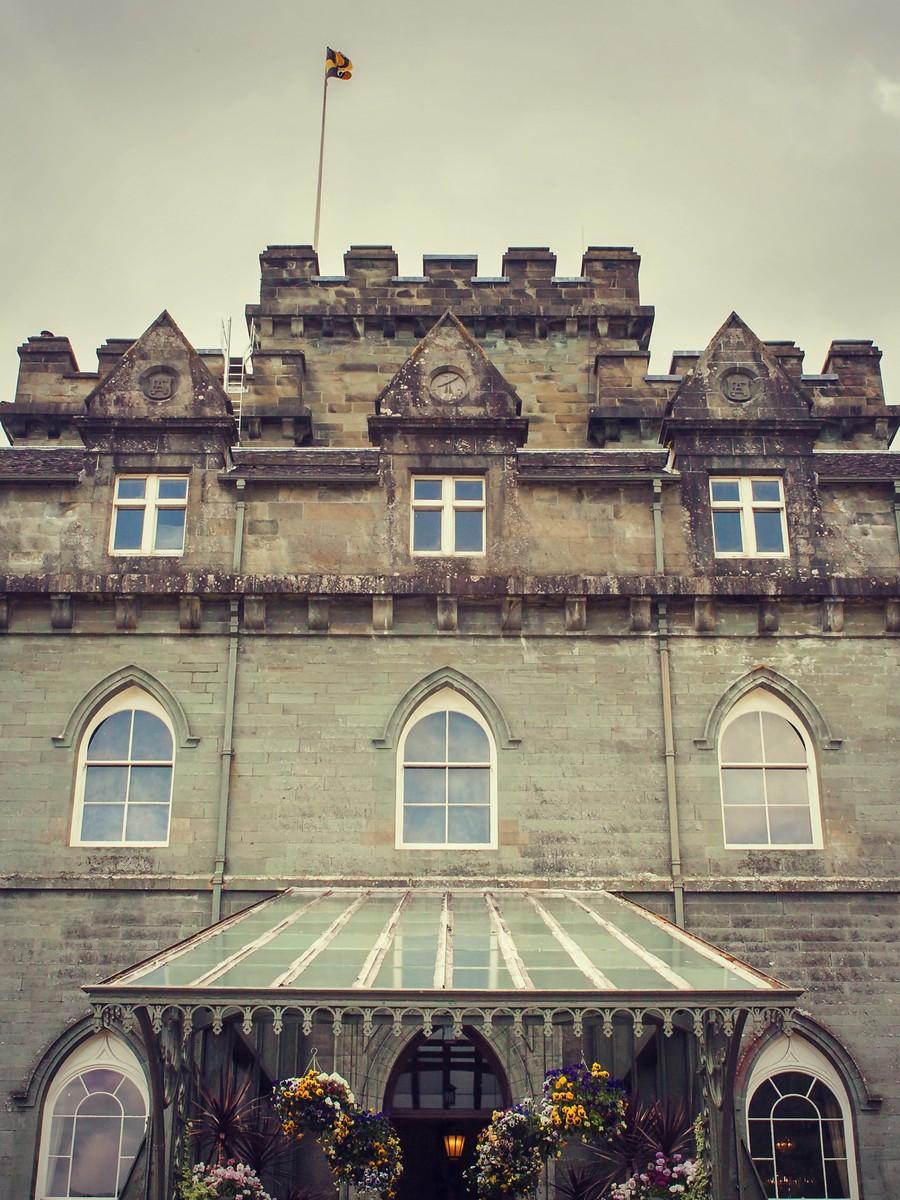 苏格兰Inveraray城堡,令人难忘_图1-12