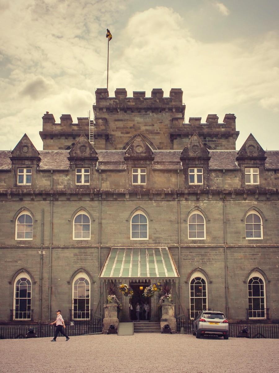 苏格兰Inveraray城堡,令人难忘_图1-11