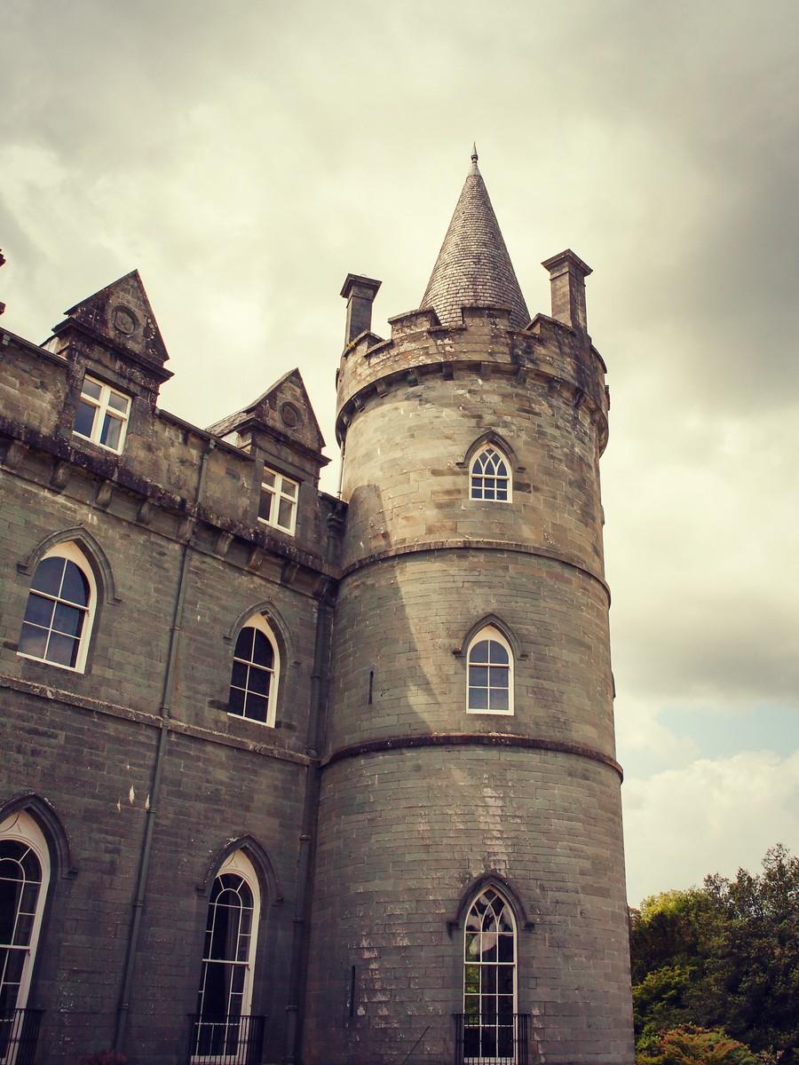 苏格兰Inveraray城堡,令人难忘_图1-10