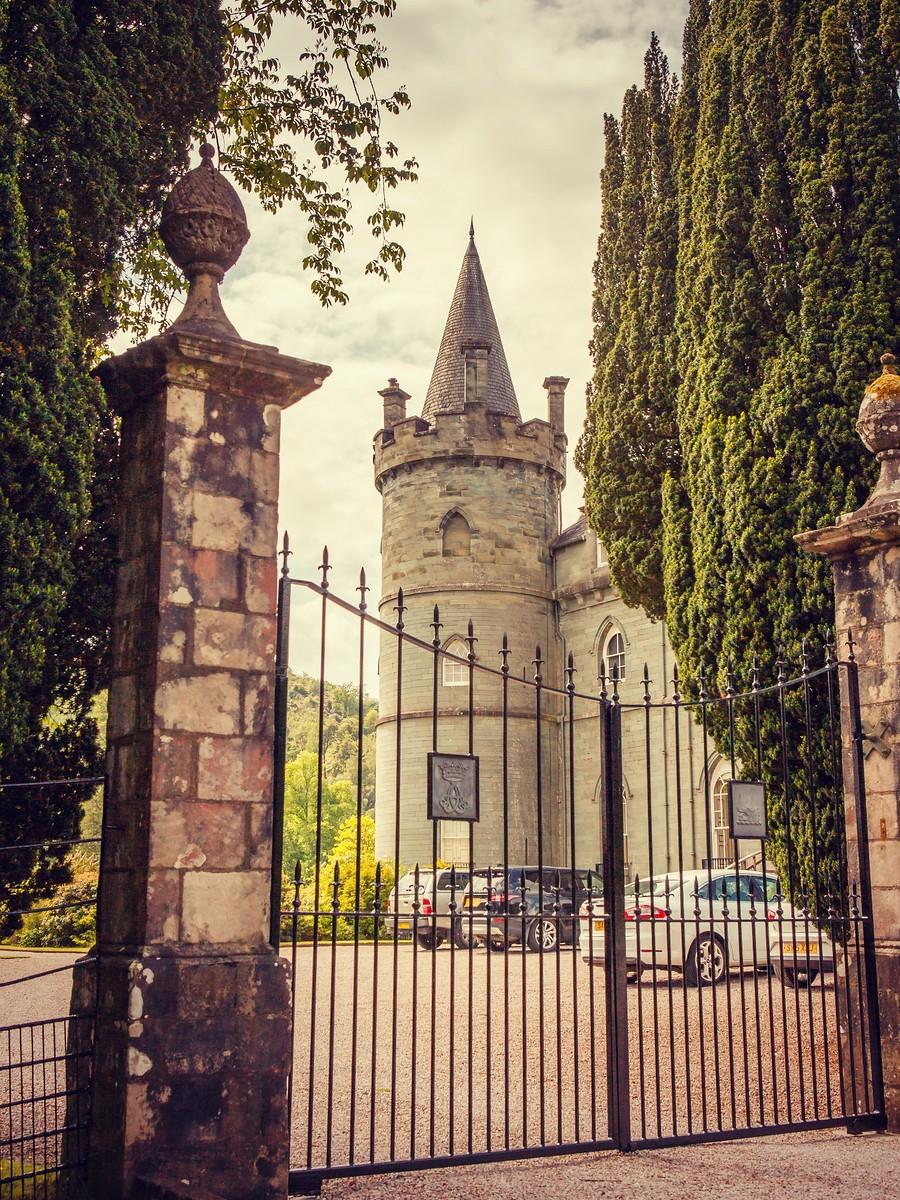 苏格兰Inveraray城堡,令人难忘_图1-5