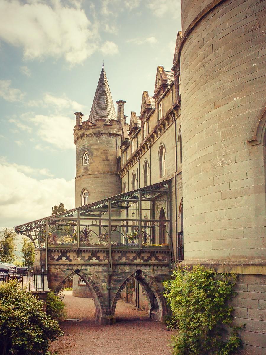 苏格兰Inveraray城堡,令人难忘_图1-8
