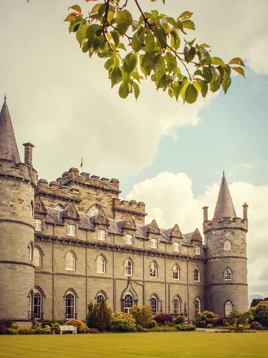 苏格兰Inveraray城堡,令人难忘_图1-23