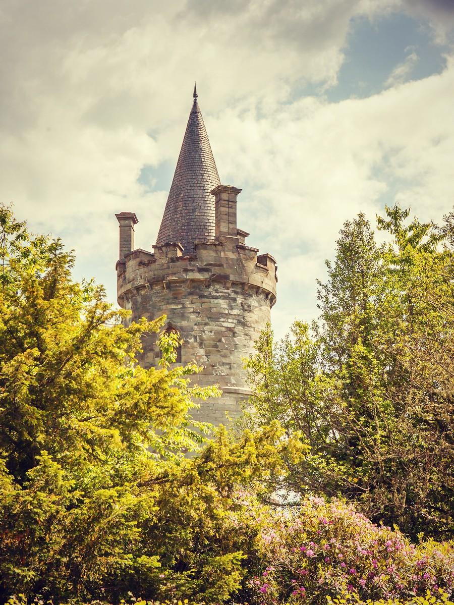 苏格兰Inveraray城堡,令人难忘_图1-22