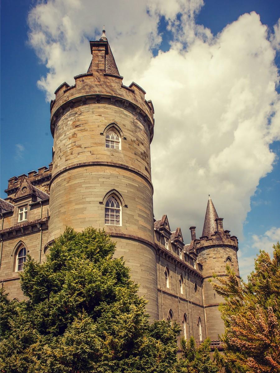 苏格兰Inveraray城堡,令人难忘_图1-24