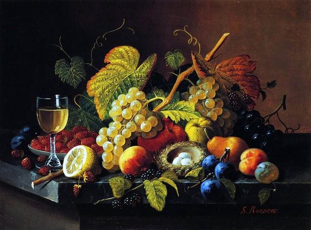 美国画家--塞文林.罗森_图1-9