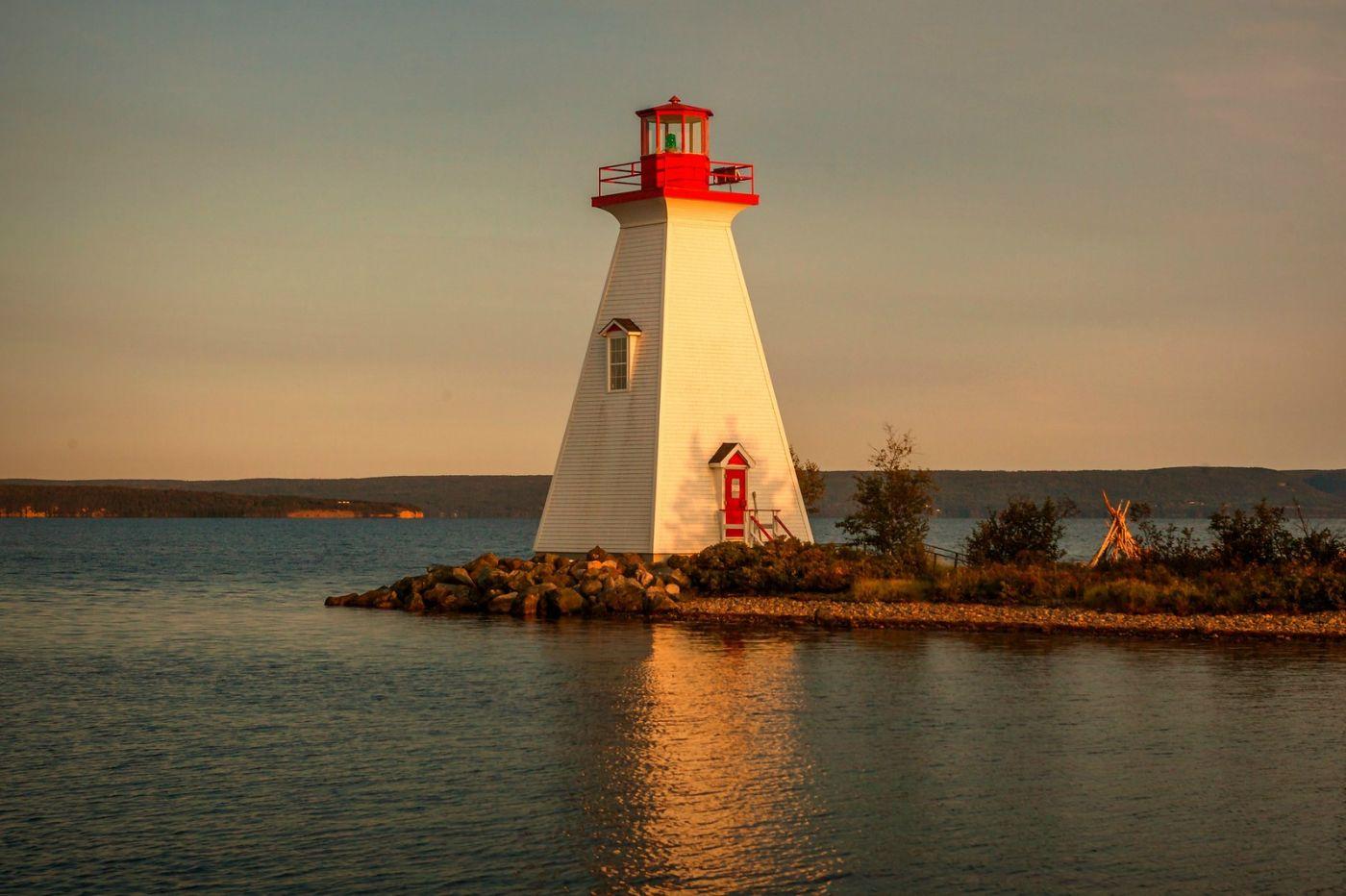 加拿大Nova Scotia, 帆船灯塔老鹰_图1-1