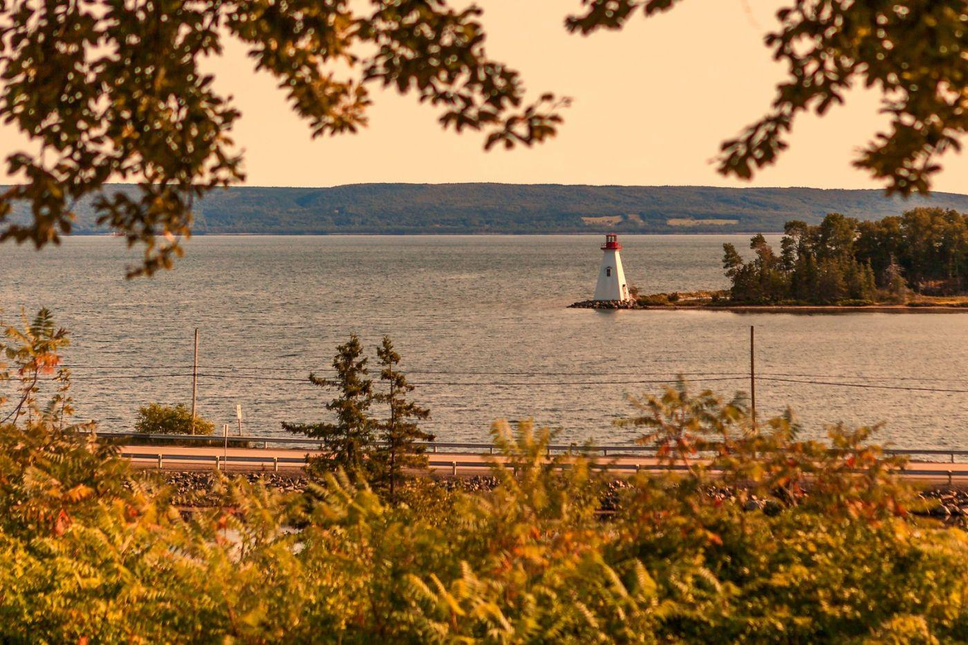 加拿大Nova Scotia, 帆船灯塔老鹰_图1-5