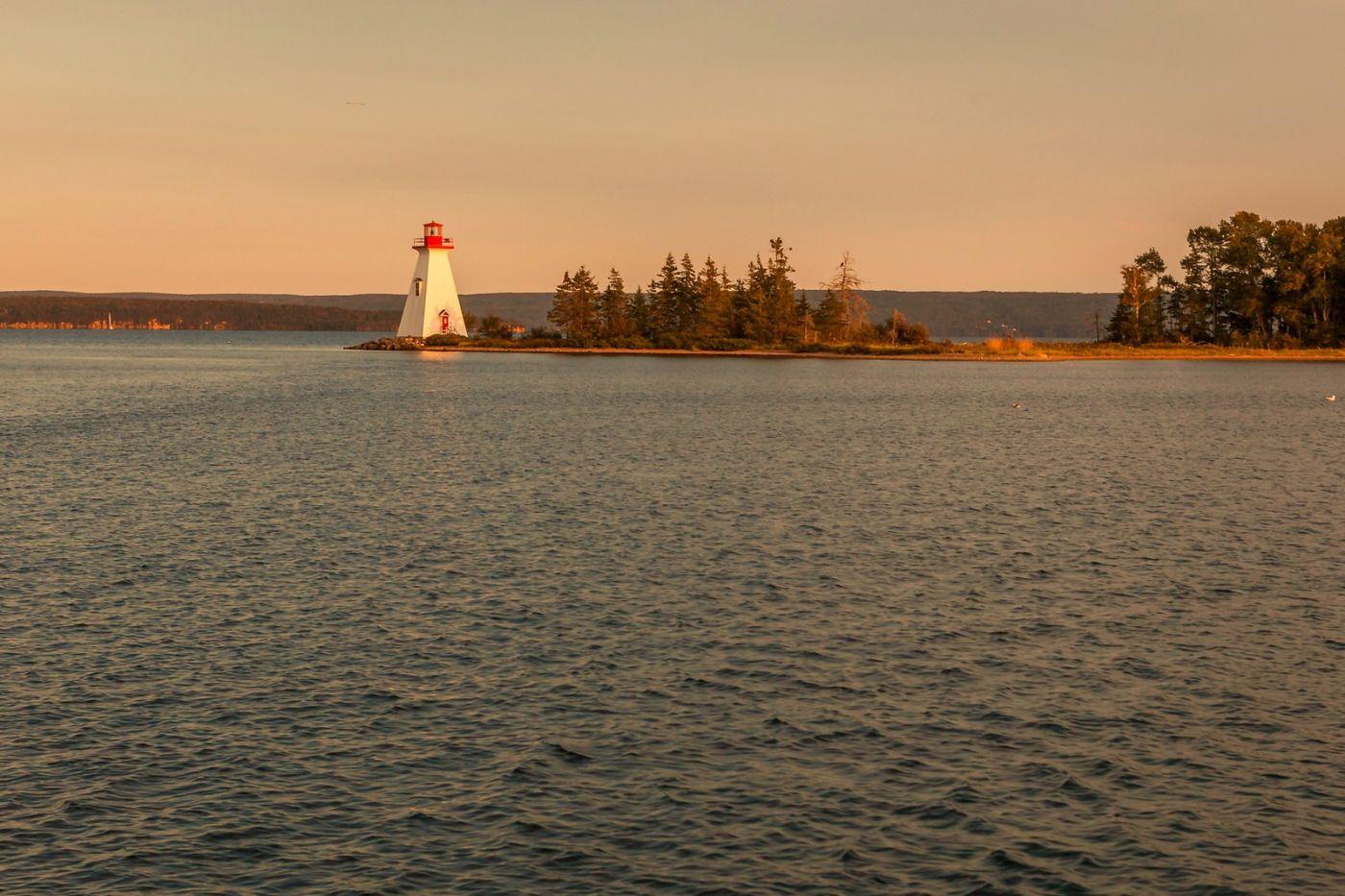 加拿大Nova Scotia, 帆船灯塔老鹰_图1-8