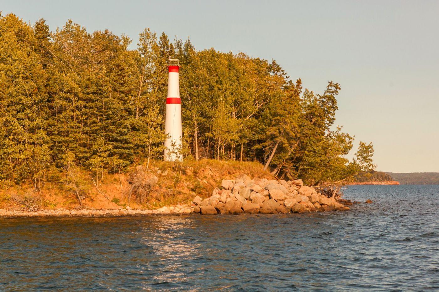加拿大Nova Scotia, 帆船灯塔老鹰_图1-10