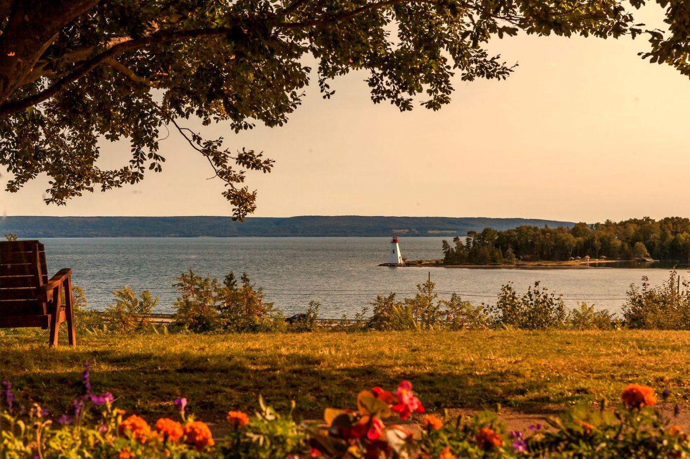 加拿大Nova Scotia, 帆船灯塔老鹰_图1-9