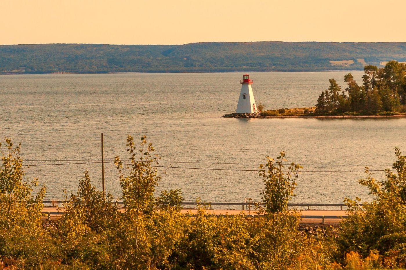 加拿大Nova Scotia, 帆船灯塔老鹰_图1-13