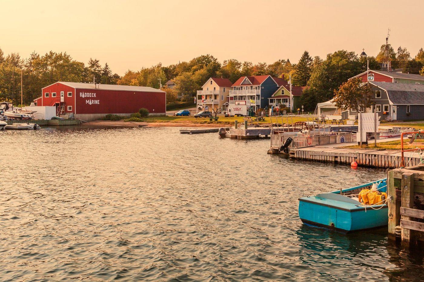 加拿大Nova Scotia, 帆船灯塔老鹰_图1-16