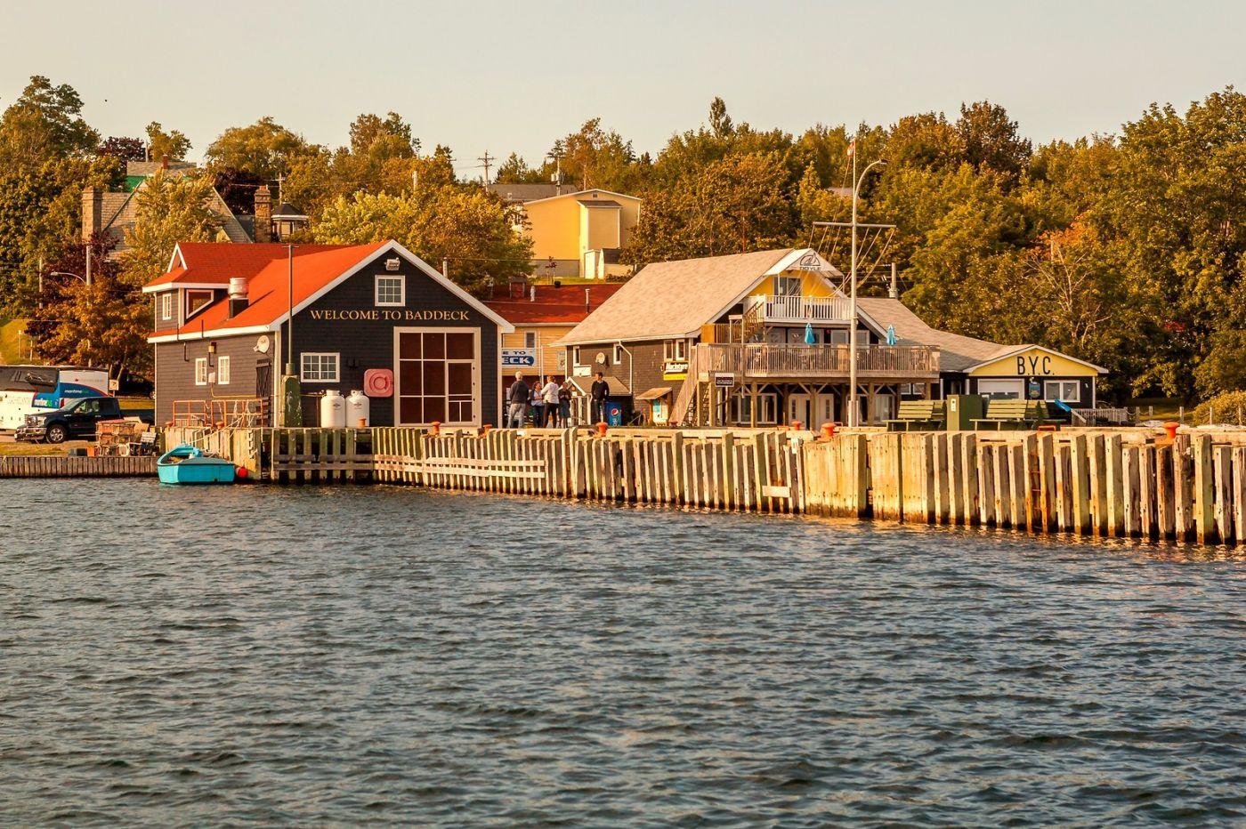 加拿大Nova Scotia, 帆船灯塔老鹰_图1-20